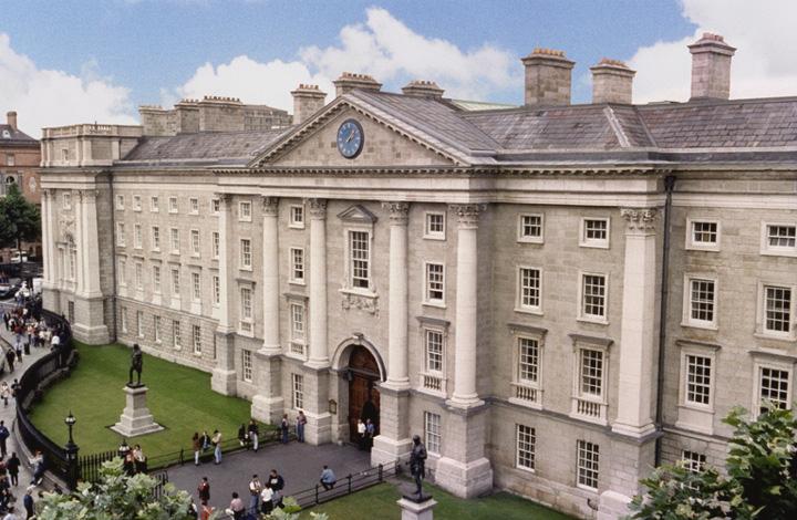 Trinity College Dublin, The University of Dublin, Ирландия ...